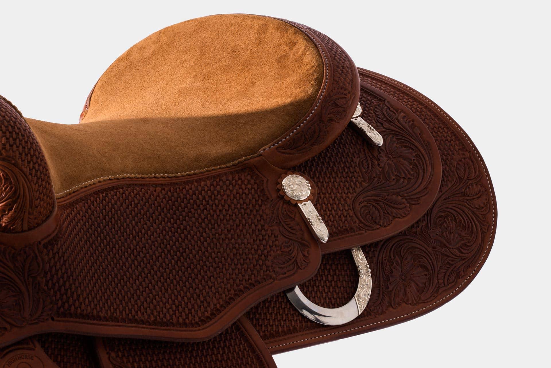 Tobias Faisst High Horse | Custom Made Saddle
