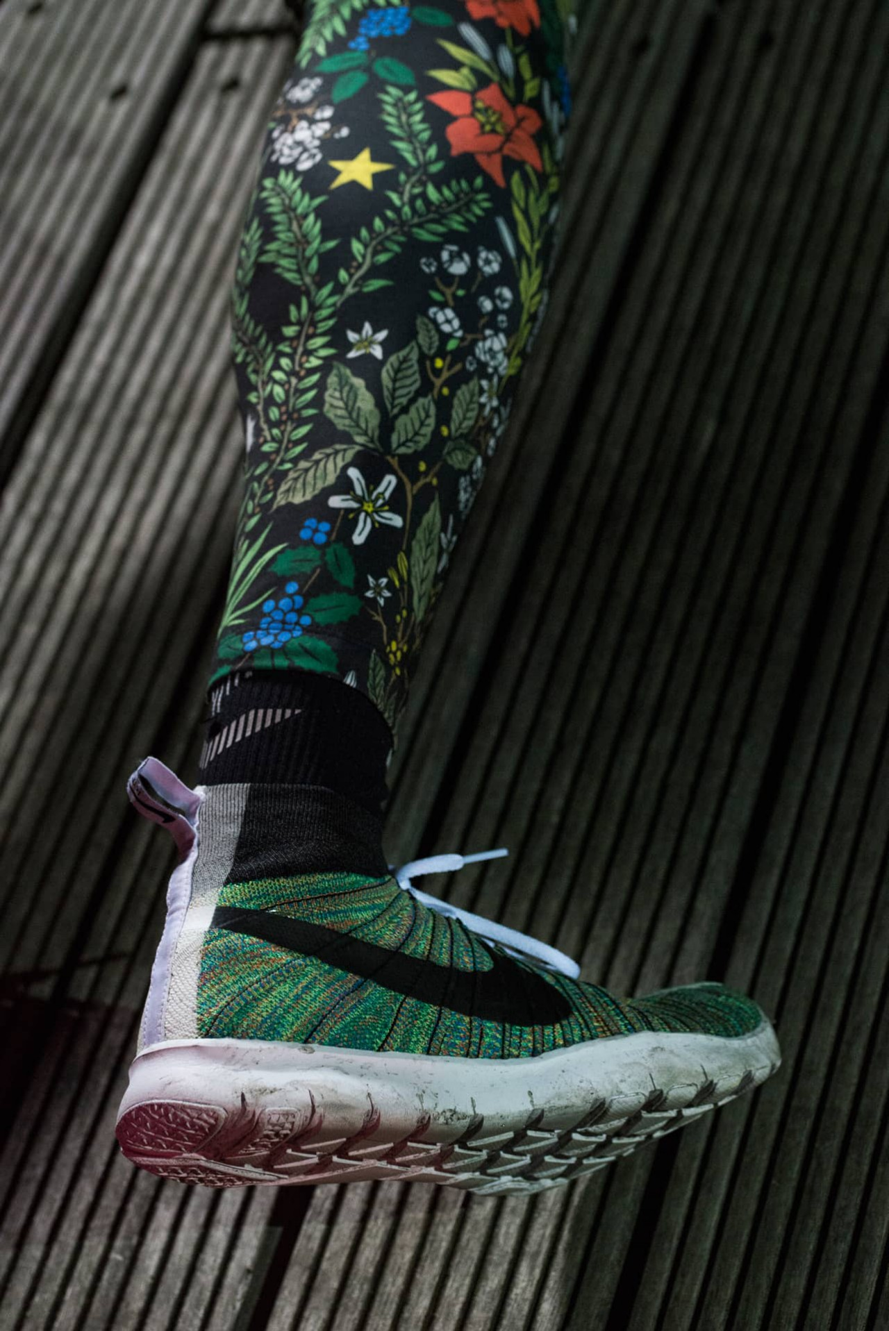 Tobias Faisst Novembre Magazine | Nike – Riccardo Tisci | 02
