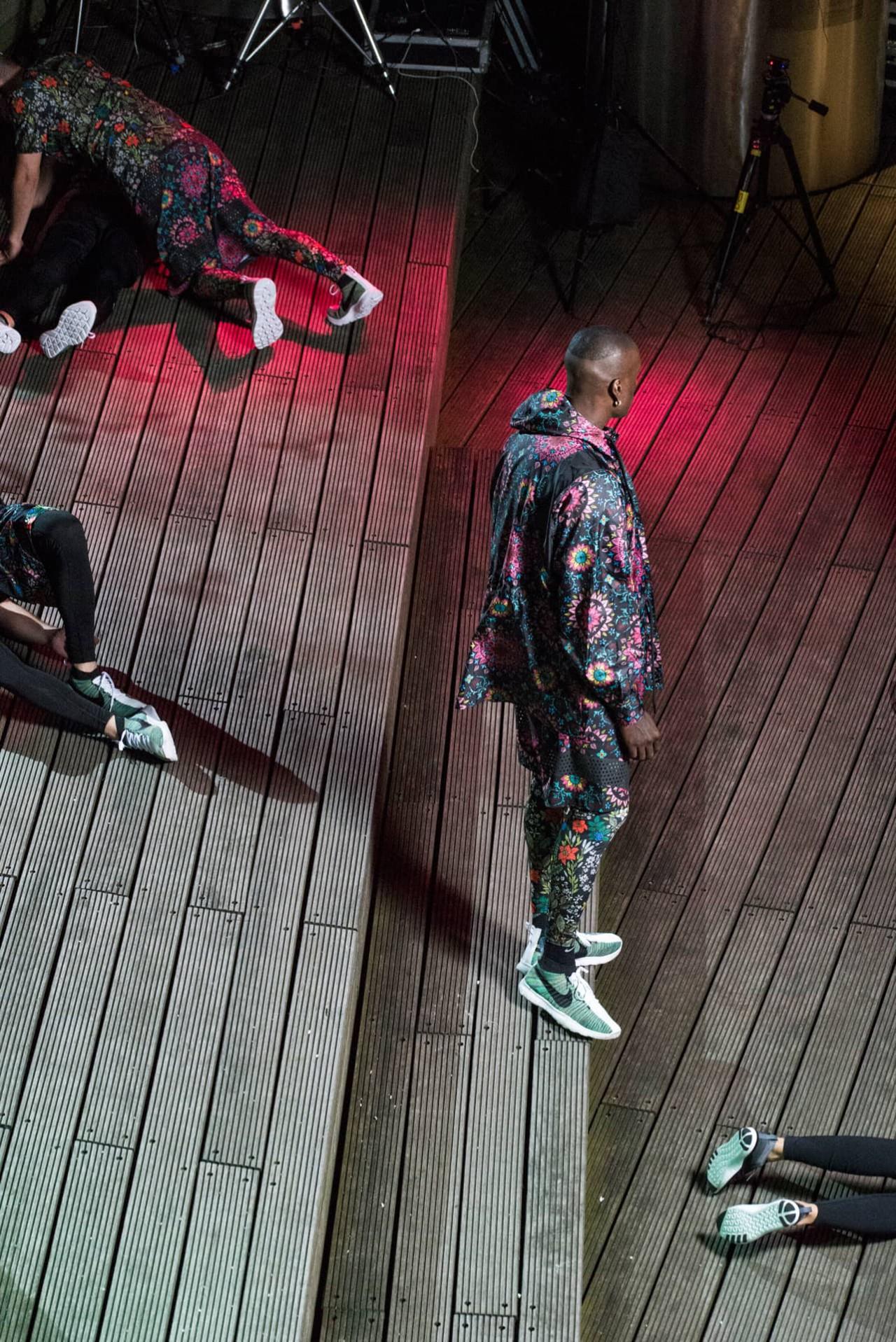 TOBIAS FAISST Novembre Magazine – Nike x Riccardo Tisci II
