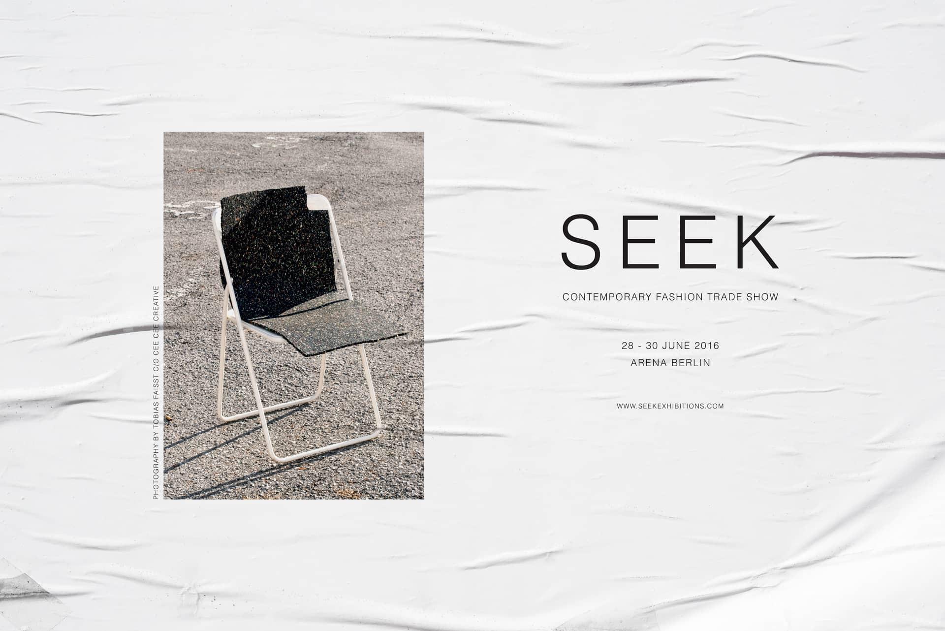 Tobias Faisst SEEK Berlin | Campaign