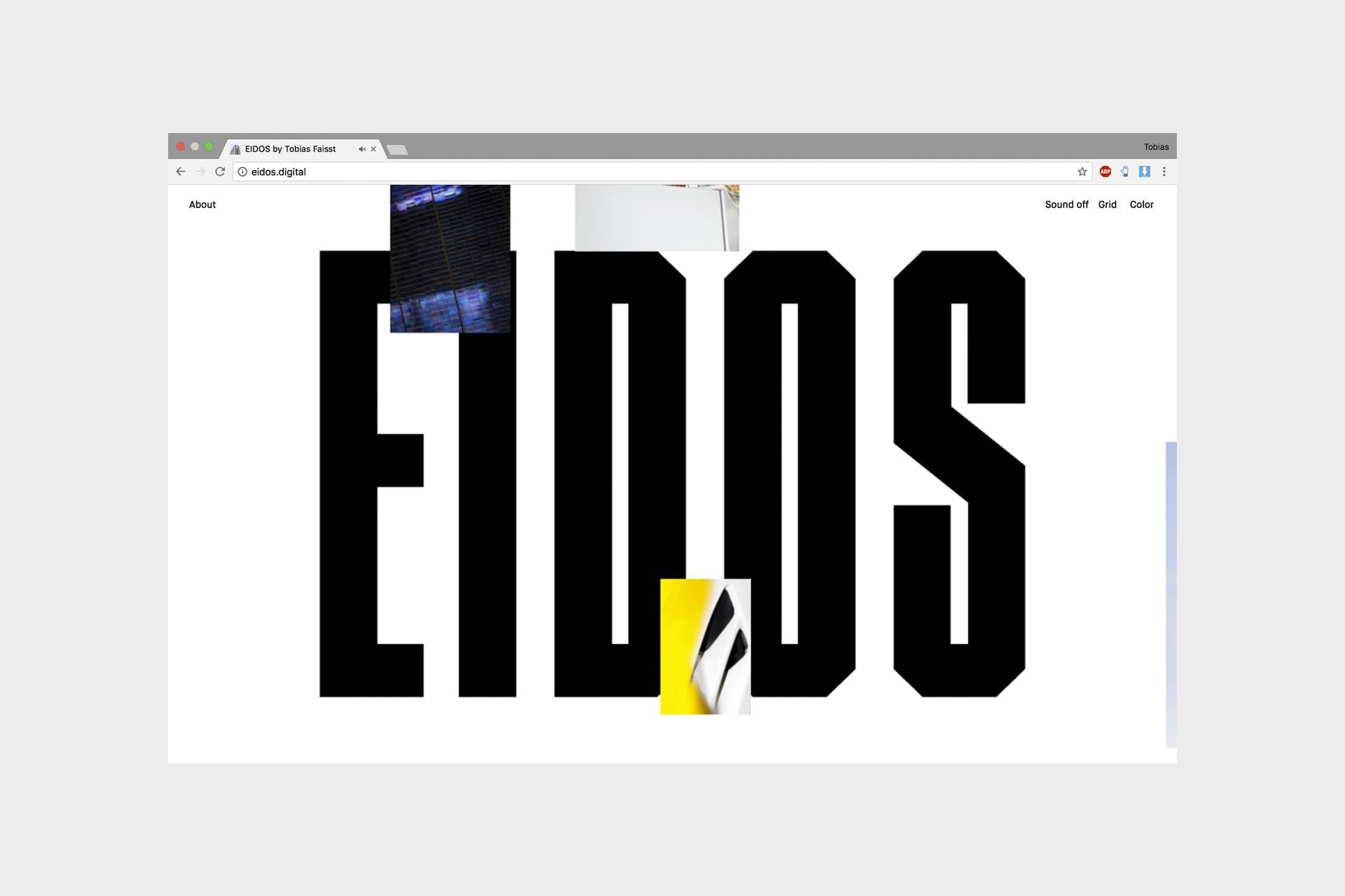 TOBIAS FAISST Personal – EIDOS