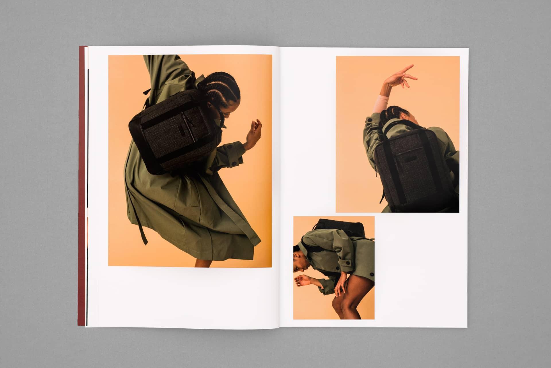 Tobias Faisst Ucon Acrobatics | Lookbook AW 18