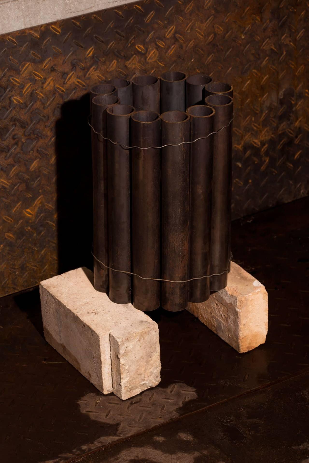 Tobias Faisst Katharina Ruhm | Making Of Column